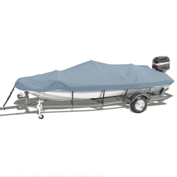ボートカバー 防水 グレー色あせしない UV プロテクト スピードボートカバー ボート備品|trueblue|06