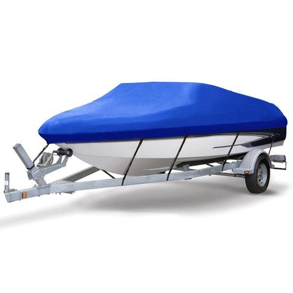 ボートカバー 防水 ブルー 色あせしない UV プロテクト スピードボートカバー|trueblue|09