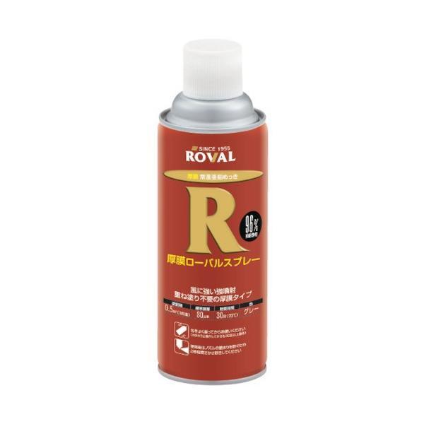 ローバル 株 ROVAL 厚膜ローバルスプレー 420ml HR-420ML 期間限定 ポイント10倍