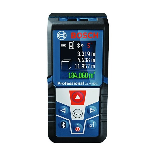 ボッシュ データ転送レーザー距離計 GLM50C 期間限定 ポイント10倍