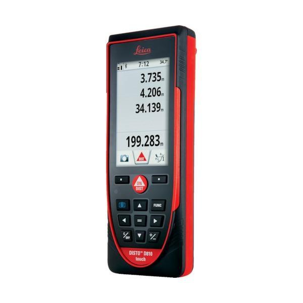 株 TJMデザイン タジマ レーザー距離計ライカディストD810 touch セット DISTO-D810TOUCHSET 期間限定 ポイント10倍
