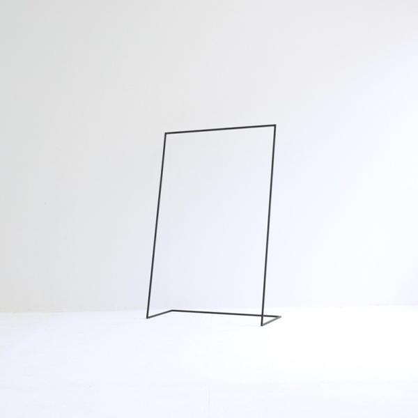 ハンガー アイアン ハンガーラック スリム おしゃれ シンプル iron インダストリアル【サイズ:L】|trunk-furniture|03