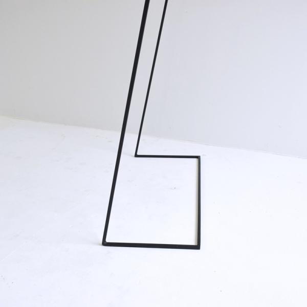 ハンガー アイアン ハンガーラック スリム おしゃれ シンプル iron インダストリアル【サイズ:L】|trunk-furniture|04