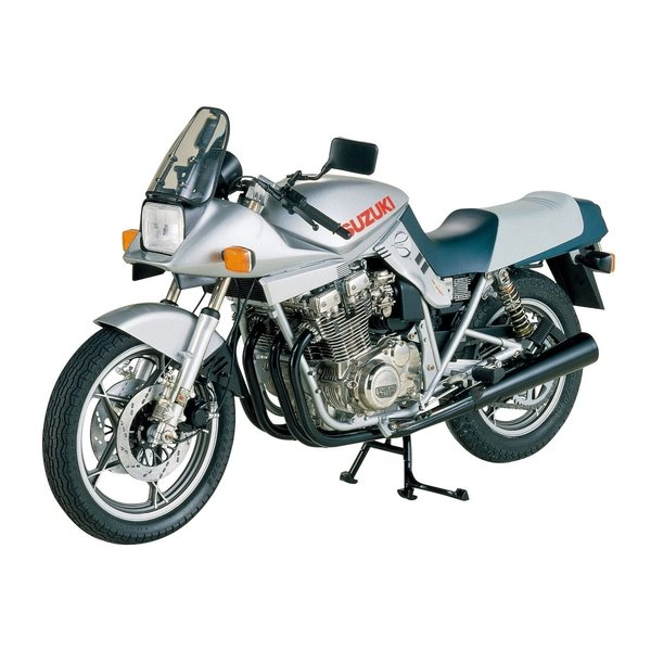 タミヤ 1/6 オートバイシリーズ No.25 スズキ GSX 1100S カタナ プラモデル 16025|trust-a