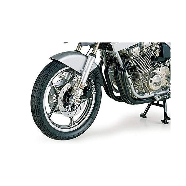 タミヤ 1/6 オートバイシリーズ No.25 スズキ GSX 1100S カタナ プラモデル 16025|trust-a|03