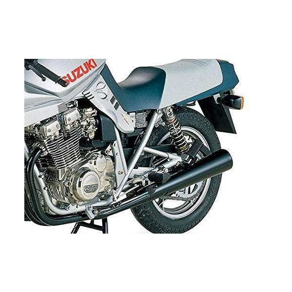 タミヤ 1/6 オートバイシリーズ No.25 スズキ GSX 1100S カタナ プラモデル 16025|trust-a|04