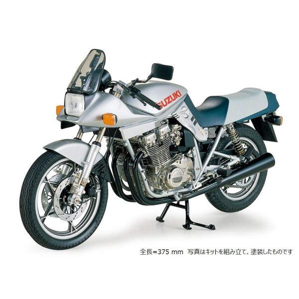 タミヤ 1/6 オートバイシリーズ No.25 スズキ GSX 1100S カタナ プラモデル 16025|trust-a|05