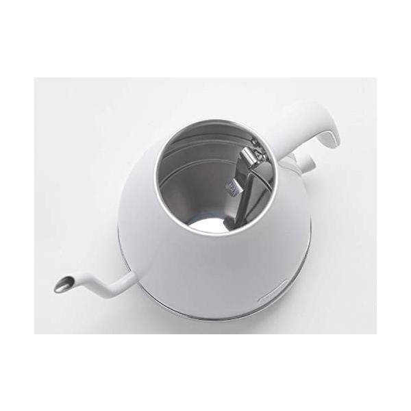 デロンギ アイコナ 電気カフェケトル 1.0L ホワイト KBOE1220J-W|trust-a|03
