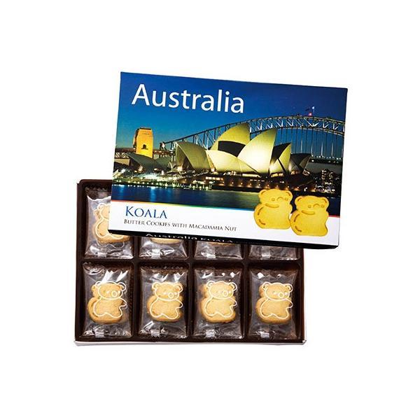 オーストラリア コアラマカデミアナッツクッキー