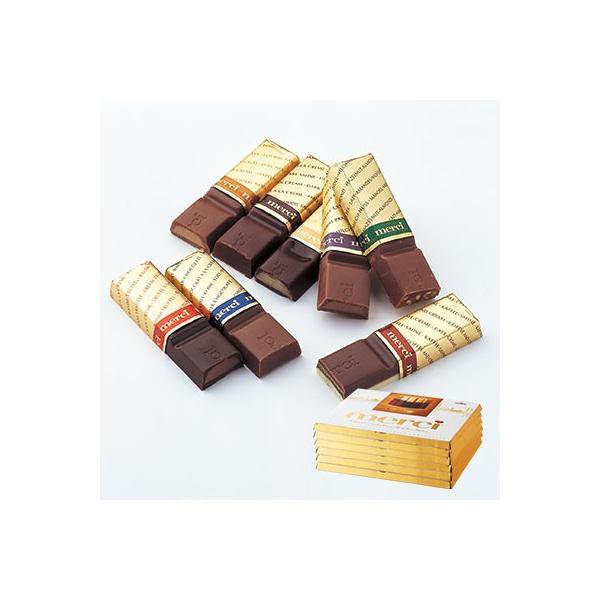 メルシー ゴールドチョコレート 6箱セット