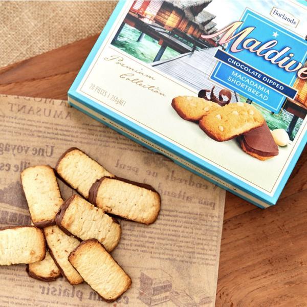 6%OFFクーポン モルディブ お土産 モルディブ土産 ギフト チョコクッキー 6箱セット 食品 菓子 スイーツ クッキー ビスケット ID:80656964 trv 02