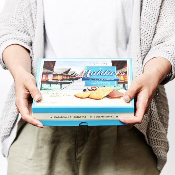 6%OFFクーポン モルディブ お土産 モルディブ土産 ギフト チョコクッキー 6箱セット 食品 菓子 スイーツ クッキー ビスケット ID:80656964 trv 05
