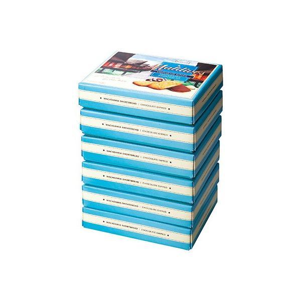 6%OFFクーポン モルディブ お土産 モルディブ土産 ギフト チョコクッキー 6箱セット 食品 菓子 スイーツ クッキー ビスケット ID:80656964 trv 06