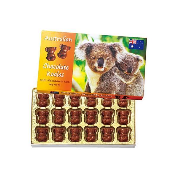 コアラ マカデミアチップチョコレート 6箱セット