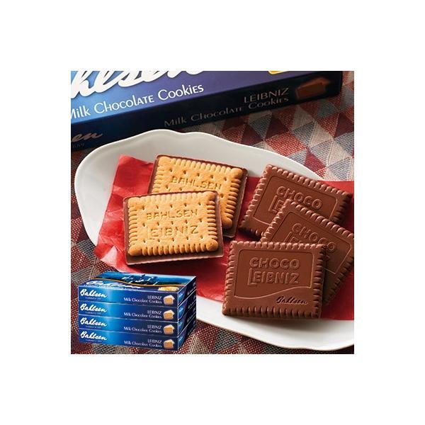 バールセン ライプニッツミルクチョコクッキー4箱
