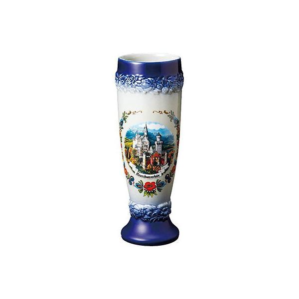 ドイツ ジョッキ 花瓶形(ノイシュヴァンシュタイン)