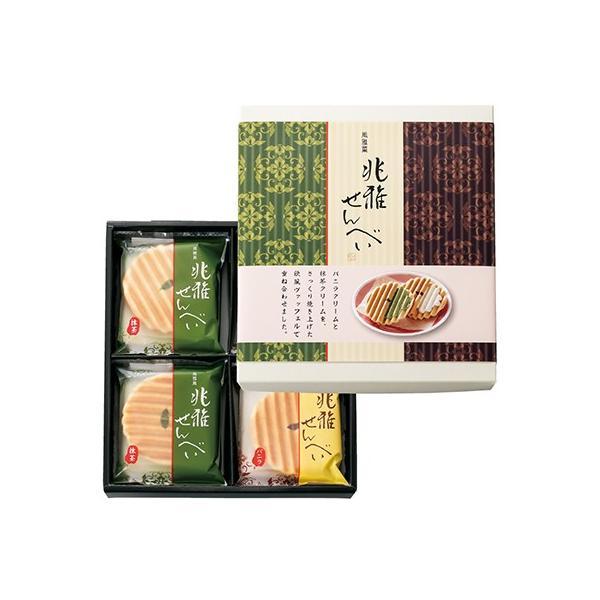 京都 お土産 京都土産 ギフト 兆雅せんべい 1箱 和菓子 スイーツ 煎餅 ID:81960027 trv 02