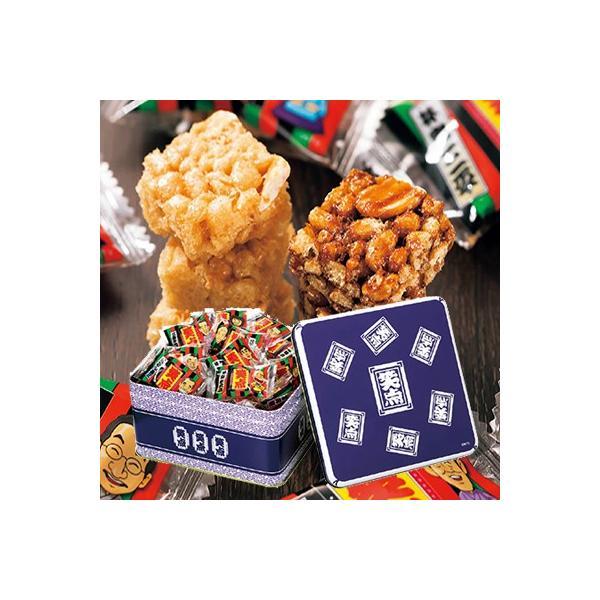 東京 お土産 東京土産 ギフト 笑点 雷おこし缶 和菓子 スイーツ ID:81920059 trv