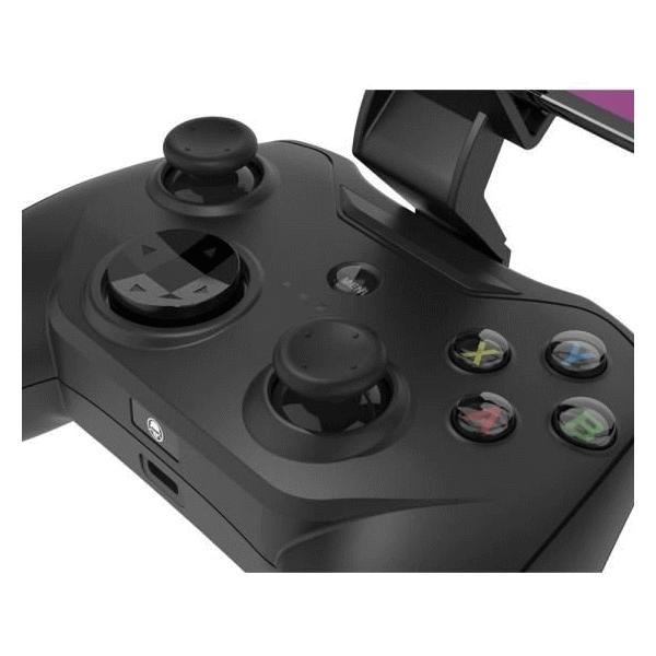 Rotor RIOT ローター ライオット iOS 用ゲームコントローラー RR1850 ブラック 有線コントローラー ライトニング接続 iOS 7より新しいデバイス|try3|04