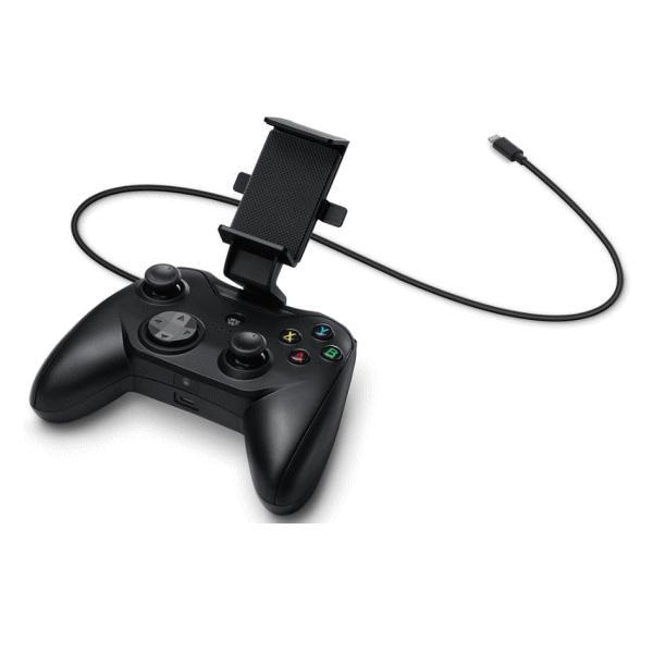 Rotor RIOT ローター ライオット iOS 用ゲームコントローラー RR1850 ブラック 有線コントローラー ライトニング接続 iOS 7より新しいデバイス|try3|06