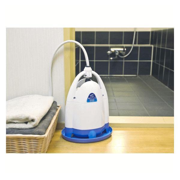 PAAG パアグ 家庭用バスヒーター  スーパー風呂バンス1000 P05F07B 簡易追い焚き機 追い炊き リニューアル版 湯沸し器|try3|04