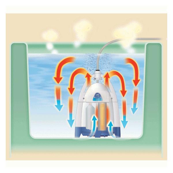 PAAG パアグ 家庭用バスヒーター  スーパー風呂バンス1000 P05F07B 簡易追い焚き機 追い炊き リニューアル版 湯沸し器|try3|08