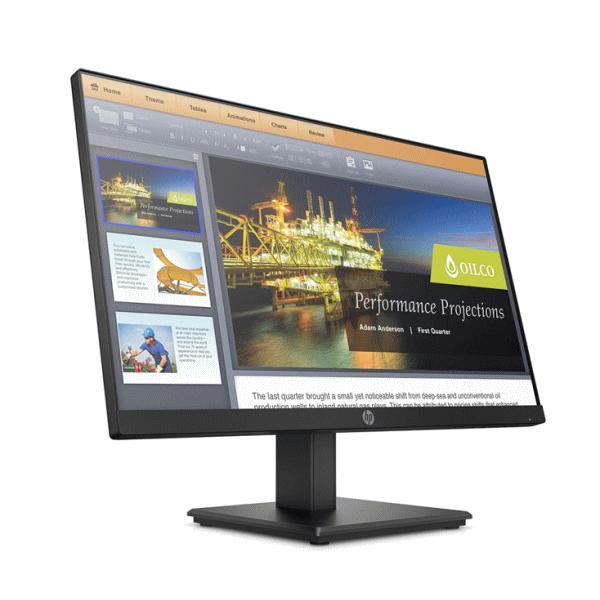 HP ProDisplay 21.5インチワイドモニター P224 9YF44AA#ABJ 液晶モニター 非光沢 ブルーライト軽減機能 VGA DisplayPort HDMI チルト機能 21.5型 フルHD|try3|03