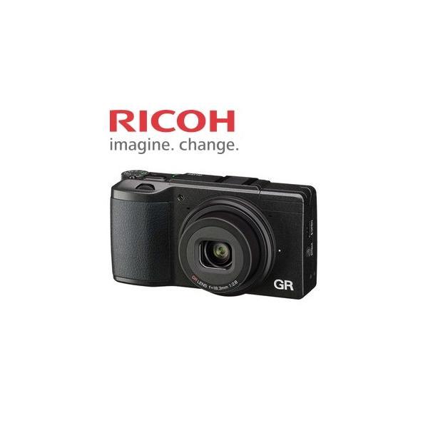 あすつく デジタルカメラ リコー RICOH コンパクト 約1620万画素 3.0型 GR2 GRII