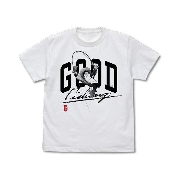 三平のグッドフィッシング!Tシャツ|tryangleshop