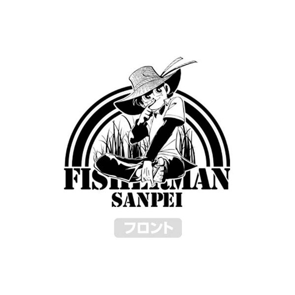釣りキチ三平 薄手ドライパーカー tryangleshop 03