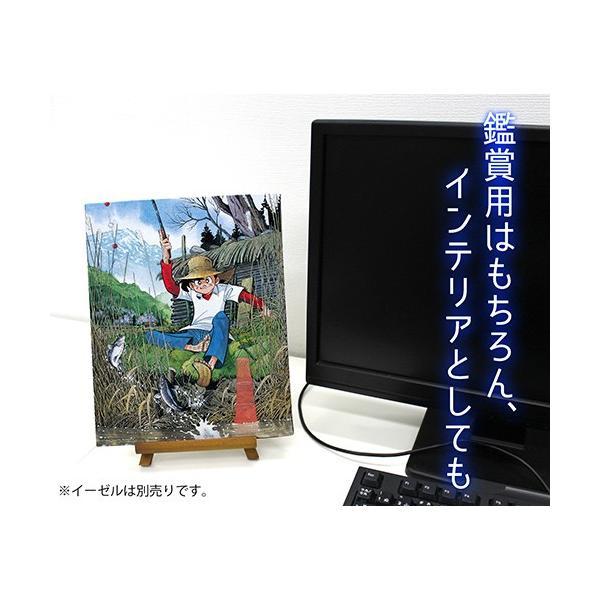 釣りキチ三平 キャンバスアート|tryangleshop|02
