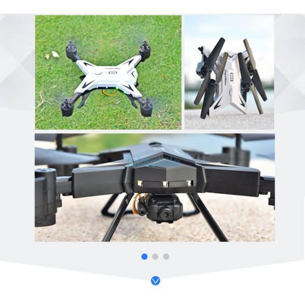 ドローン 安い KY601S 500万画素 と4K  宙返り 部品有り ビデオ有り 気圧センサー搭載 ヘッドレスモードカメラ付き 空撮 WIFIFPV 4軸 スマホ 遠隔操作リモコン tsmobile 13
