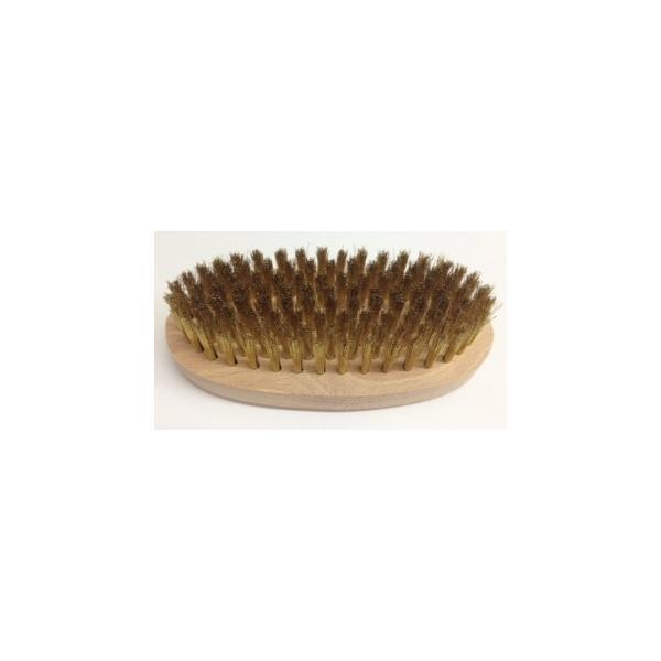 真鍮製 小判型ブラシ|tsp-netshop|02