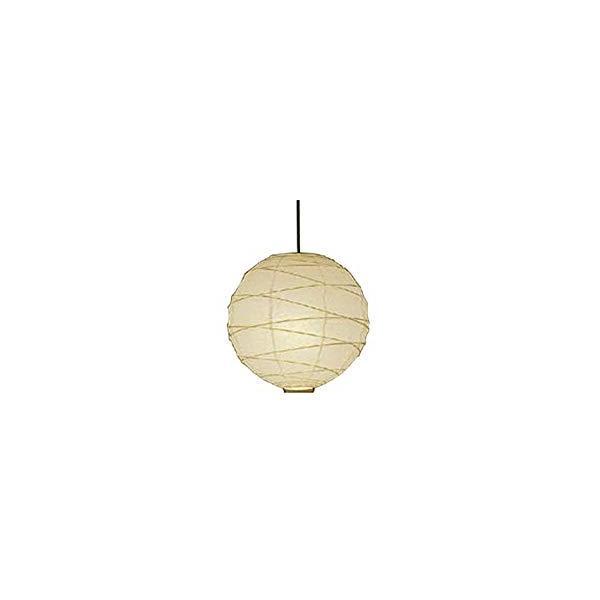 AP47534LLED和風ちょうちんペンダントライト電気工事不要非調光電球色白熱球40W相当コイズミ照明照明器具和室用和風照明