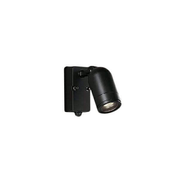 DOL-3762YBF LEDアウトドアスポットライト LED交換可能 人感センサー付 ON/OFFI 防雨形 電球色 非調光 ダイクロハロゲン50W相当 大光電機 照明器具