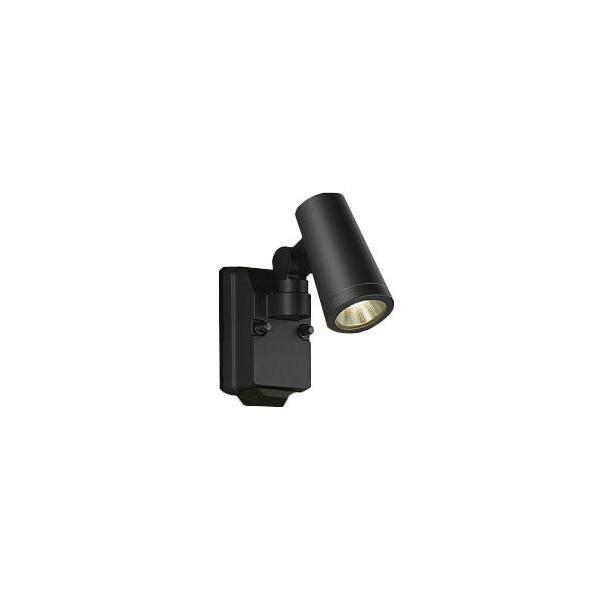 DOL-4668YB LEDアウトドアスポットライト LED交換不可 人感センサー付 ON/OFFI 防雨形 電球色 非調光 12Vダイクロハロゲン50W相当 大光電機 照明器具