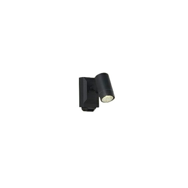 DOL-4968YB LEDアウトドアスポットライト LED交換不可 φ53 人感センサー付 ON/OFFI 防雨形 電球色 非調光 ダイクロハロゲン50W相当 大光電機 照明器具