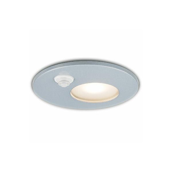 LEDD85921Y(S) アウトドアライト LEDユニットフラット形 軒下用ダウンライト 高気密SB型 浅形 埋込φ150 ON/OFFセンサー付 ランプ別売 東芝ライテック 照明器具