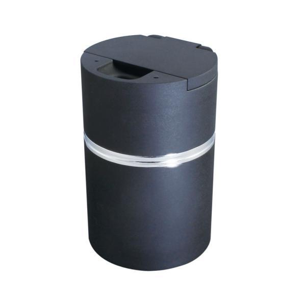 DT-12 Ploom TECH 専用 キープトラッシュ プルームテック のアイテムをまとめて置けるドリンクホルダーサイズの吸殻入れ 灰皿 YAC ヤック|tsuchiya-yac|02