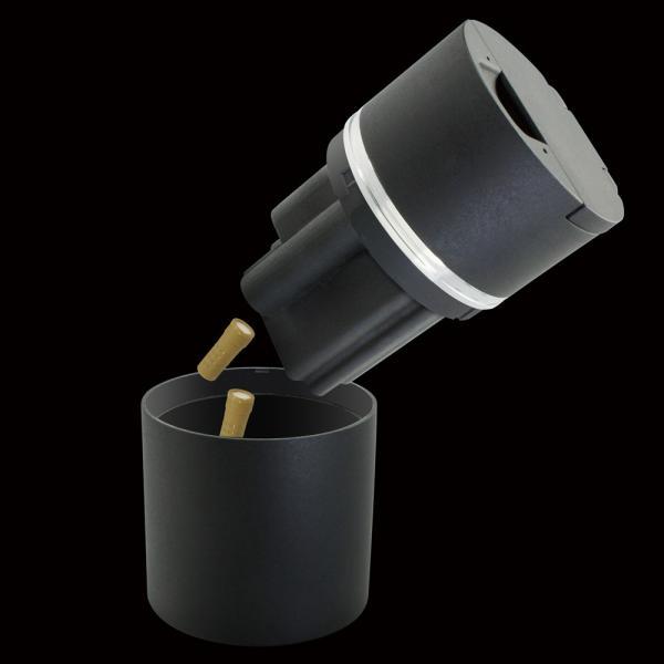 DT-12 Ploom TECH 専用 キープトラッシュ プルームテック のアイテムをまとめて置けるドリンクホルダーサイズの吸殻入れ 灰皿 YAC ヤック|tsuchiya-yac|05
