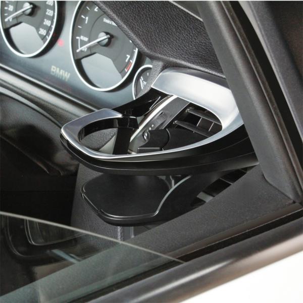 HS-BM3 F30系 BMW3・4シリーズ専用 HALLSTATT ドリンクホルダー 運転席側用 ハルシュタット 右ハンドル車専用 YAC ヤック|tsuchiya-yac|02