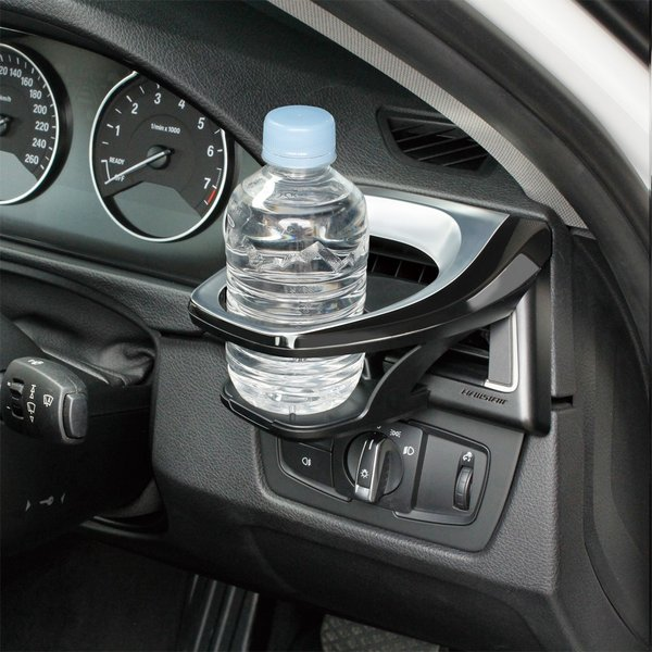 HS-BM3 F30系 BMW3・4シリーズ専用 HALLSTATT ドリンクホルダー 運転席側用 ハルシュタット 右ハンドル車専用 YAC ヤック|tsuchiya-yac|04