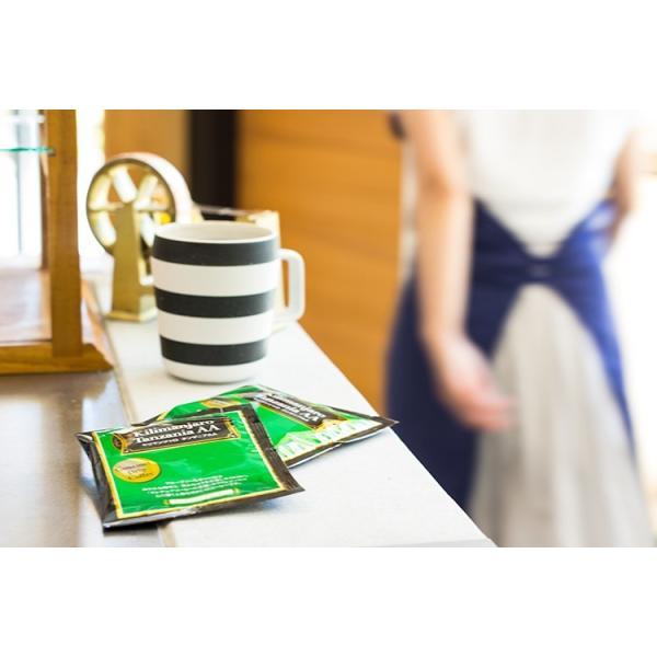 グルメドリップバッグ コーヒー 珈琲 キリマンジャロ -タンザニアAA-100杯分 送料無料|tsujimotocoffee|03