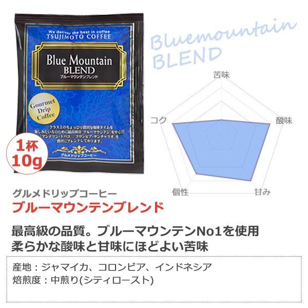 グルメドリップコーヒー 珈琲 ブルーマウンテンブレンド50杯分|tsujimotocoffee|04