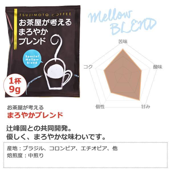ドリップバッグ コーヒー 珈琲 グルメコーヒーMIXセット50杯分|tsujimotocoffee|05