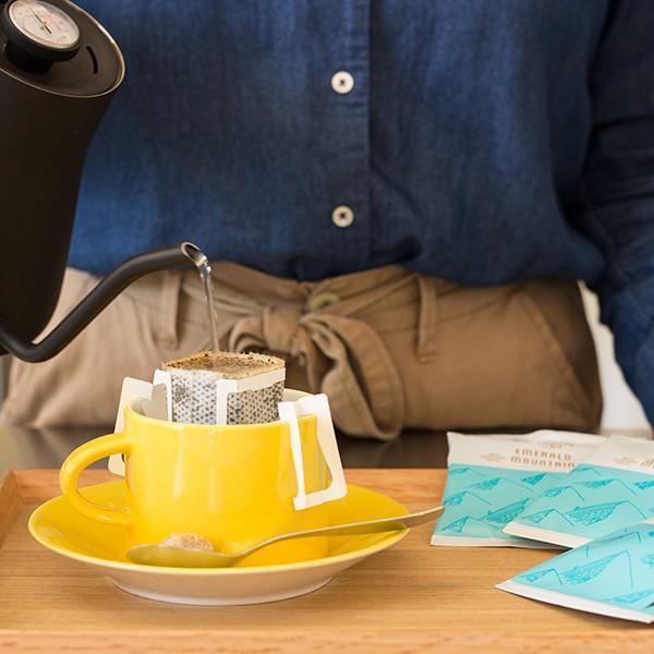 ドリップコーヒー エメラルドマウンテン50杯分 コーヒー 珈琲 ドリップバッグ|tsujimotocoffee|02