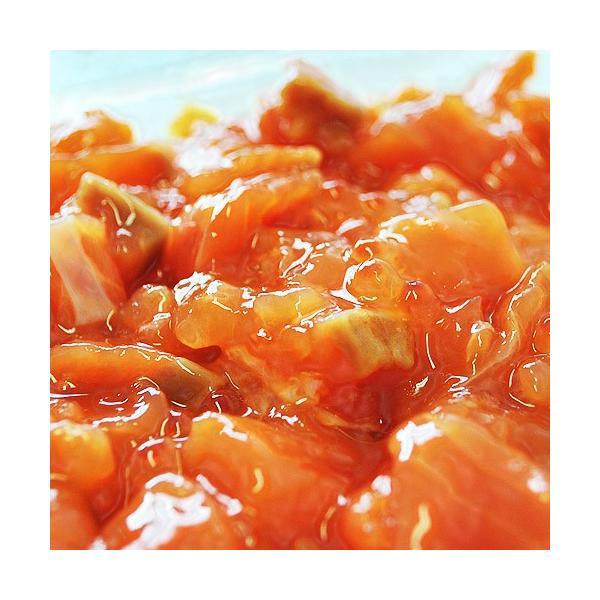 鮭 サーモンご飯の友 珍味 ギフト 鮭専門店がつくった 鮭 ルイベ漬 北海道 石狩加工 250g 冷凍|tsukiji-ichiba2|09