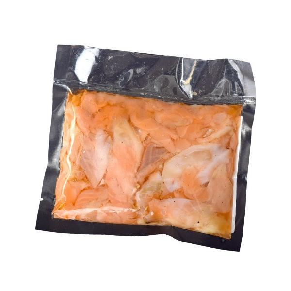 サーモン 鮭 さけ 訳あり 炙り サーモンハラスたたき 生食用 200g×5袋 大盛1キロ 冷凍 送料無料|tsukiji-ichiba2|08