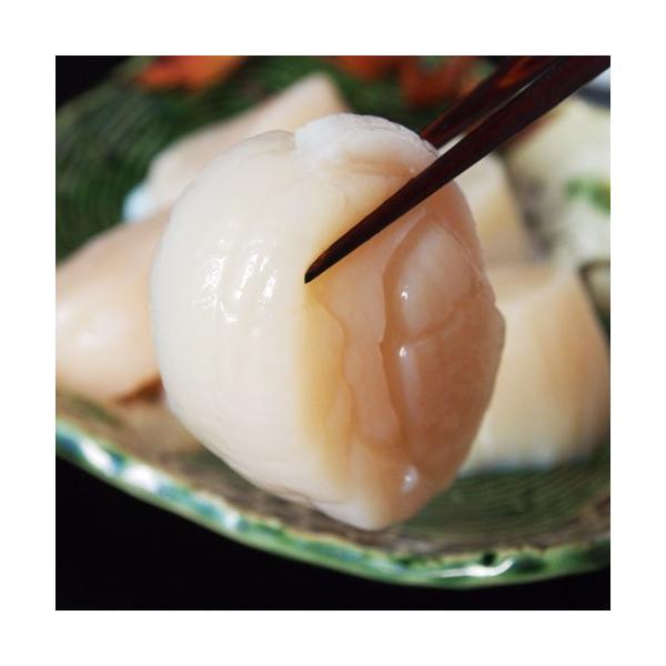ほたて 帆立 オホーツク浜頓別産 ホタテ貝柱 生食用 2Sサイズ 化粧箱入り 1キロ 魚介 貝 刺身 冷凍 冷凍同梱可 tsukiji-ichiba2 02