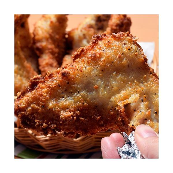 チキン 鶏 サクサク 骨付き フライドチキン 6本 900g 唐揚げ 冷凍同梱可能|tsukiji-ichiba2|04